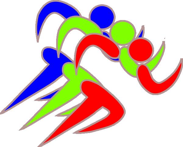 Runners Clip Art-Runners Clip Art-16
