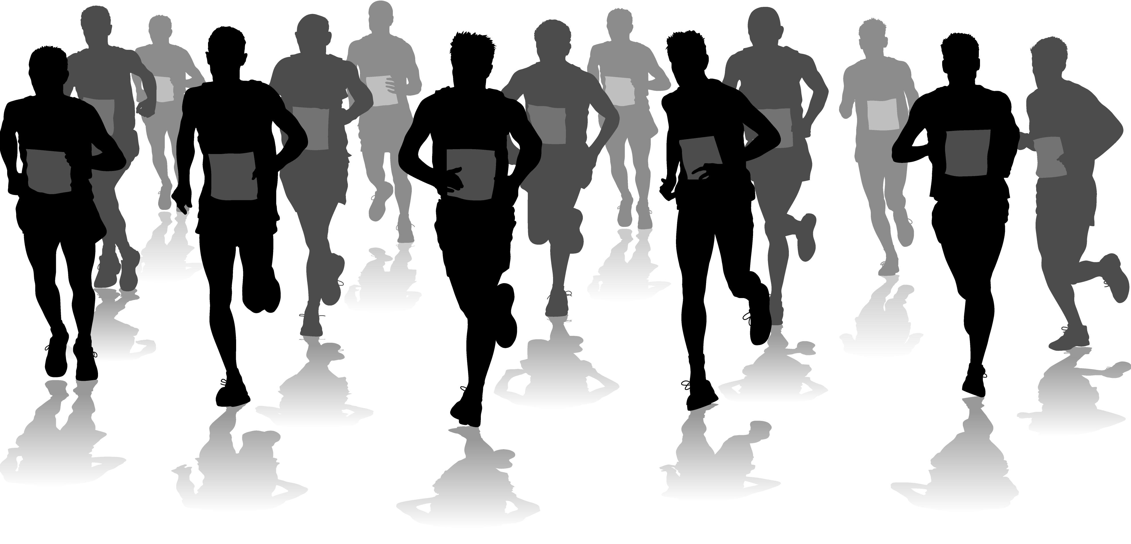 Runners Clipart-Runners Clipart-18