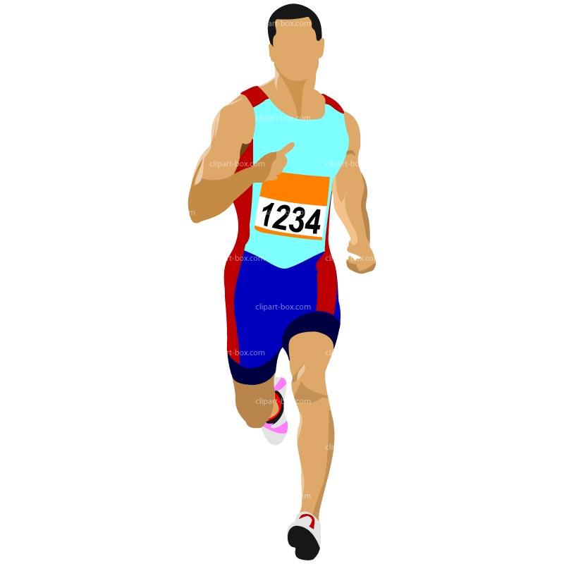Running Clip Art Free . Athlet Running120703 Jpg