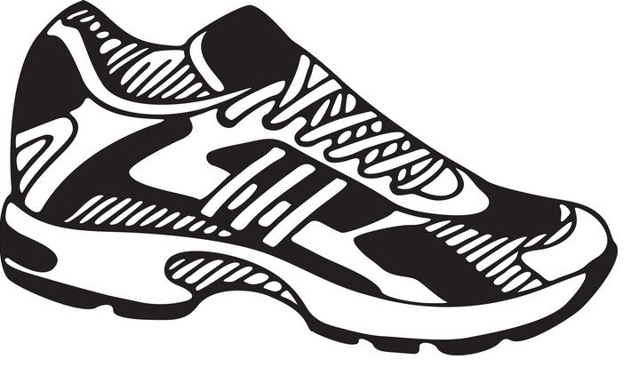 . ClipartLook.com Smartness Inspiration Running Shoes Clipart 6 The Top 5 Best Blogs On  Free Download ClipartLook.com