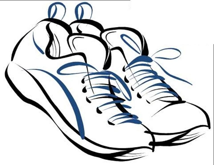 Running Shoes Drawing Clipart Panda Free-Running Shoes Drawing Clipart Panda Free Clipart Images-5