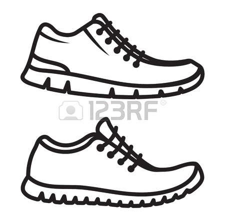 Running Shoes: Running Shoes Icons-running shoes: Running shoes icons-16