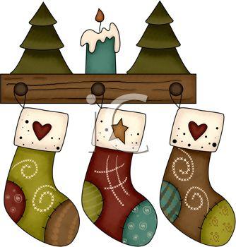 Rustic Christmas Design of .