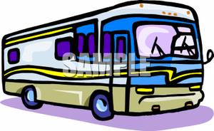 RV - Royalty Free Clipart .