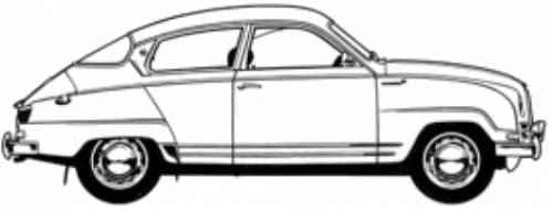 Saab 96-Saab 96-12