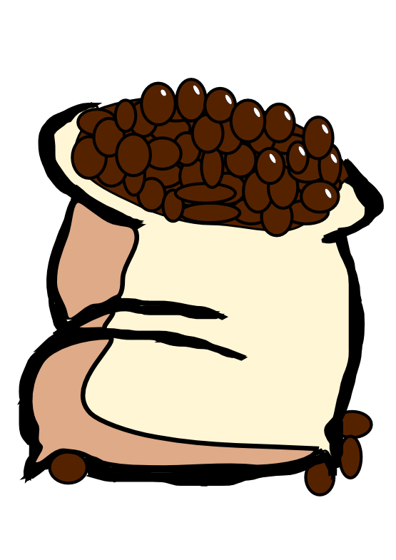 sack clipart