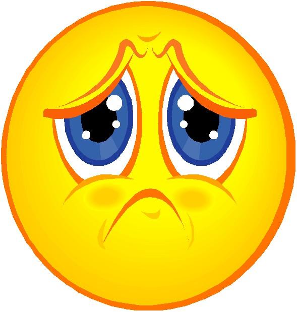 sad girl clipart