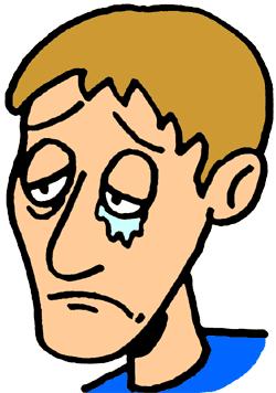 Sad Student Clipart-sad student clipart-7