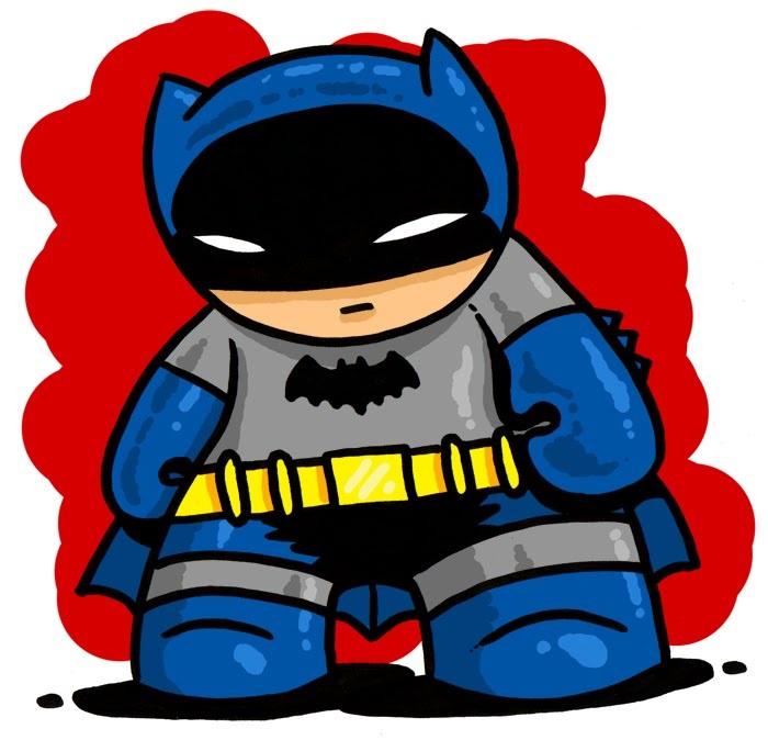 Lil Sad Batman by BahLollypop ClipartLook.com