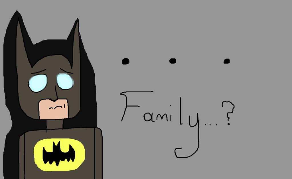 So Lego Batman Was Kinda Sad Sometimes by Smiling-Vagabond ClipartLook.com
