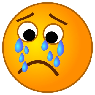 Sad Crying Face Clipart Best