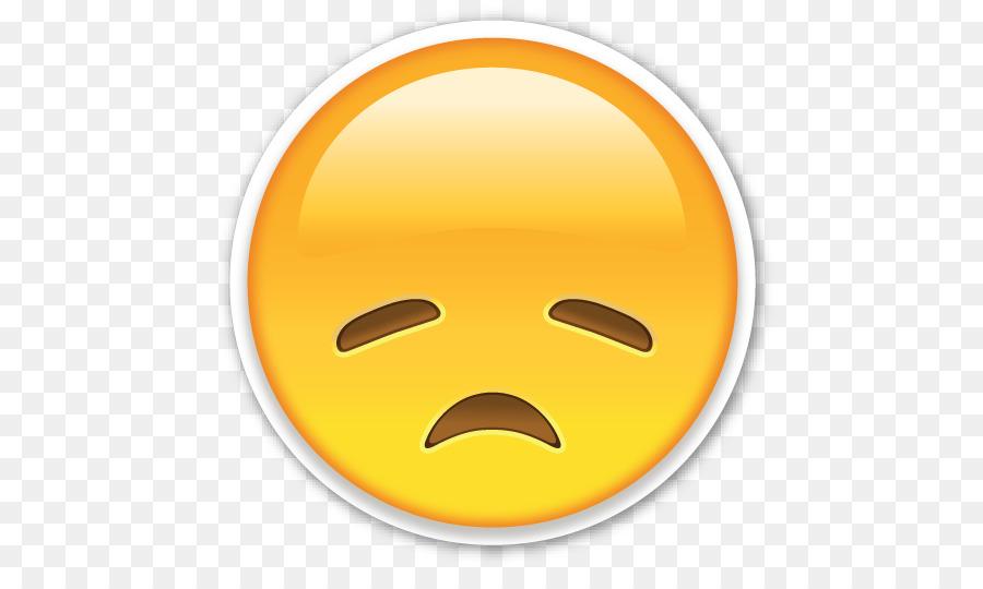 Emoji Emoticon Clip art - sad emoji