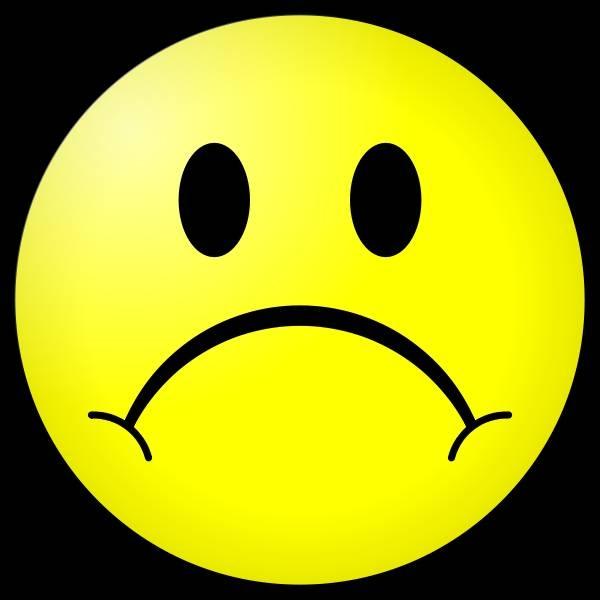 ... Sad face clipart panda ...