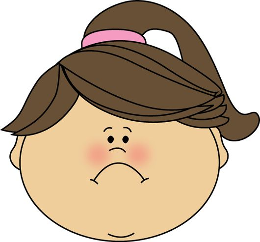 Sad Face Girl