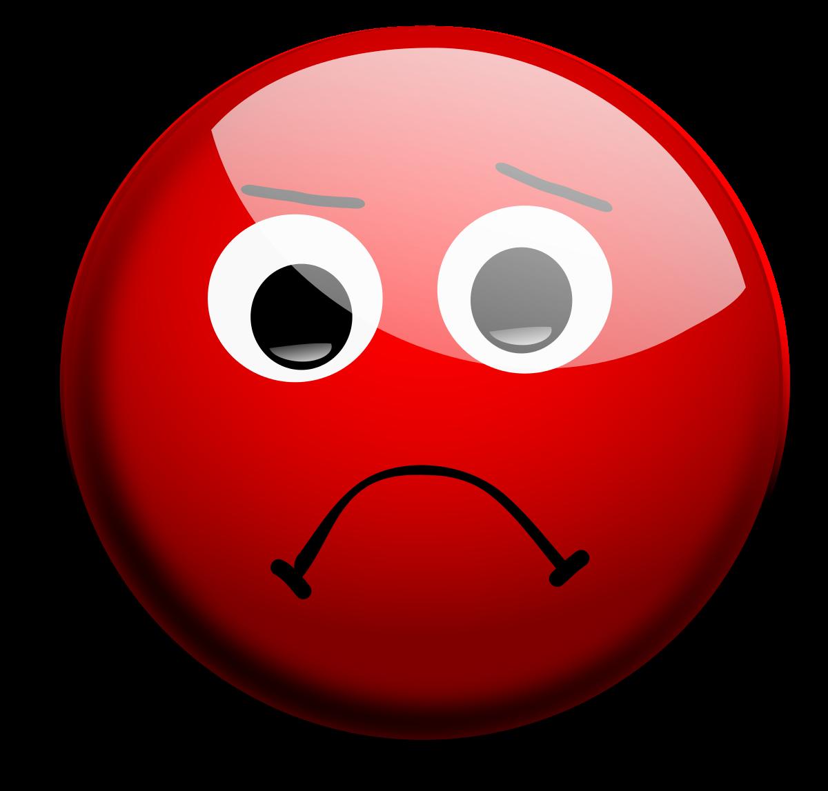 Sad face smiley face clip art images image 2