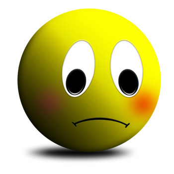 Sad Smiley Face Clip Art Clipart Panda Free Clipart Images