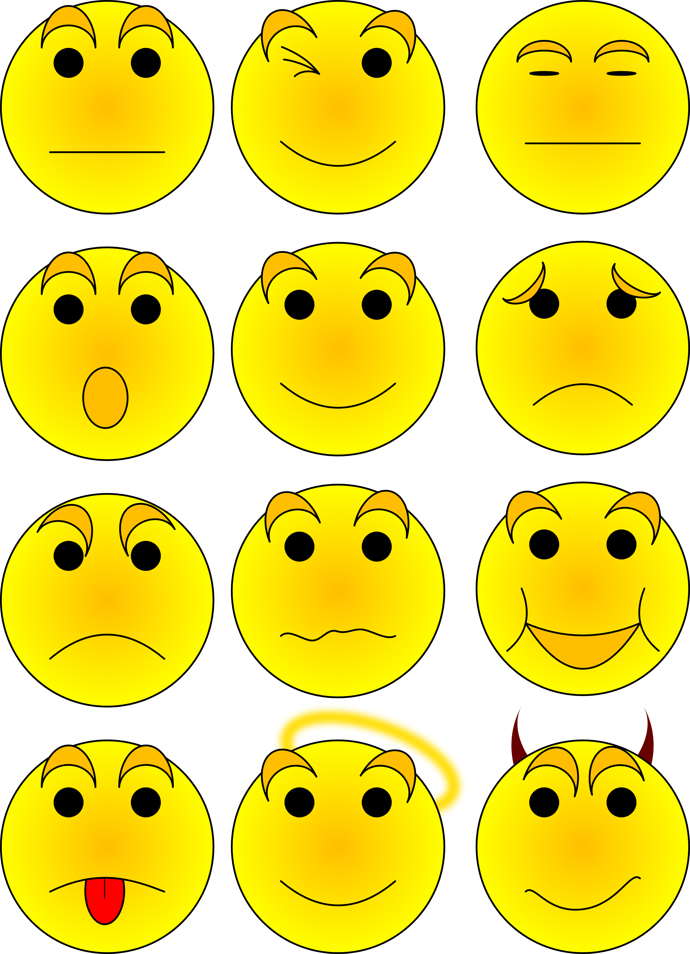 Sad Smily Clipart-Sad Smily Clipart-13