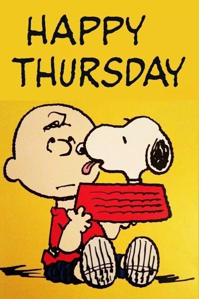 Sad Snoopy Happy Thursday Clipart