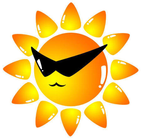Sad Sun Clip Art | Clipart library - Free Clipart Images