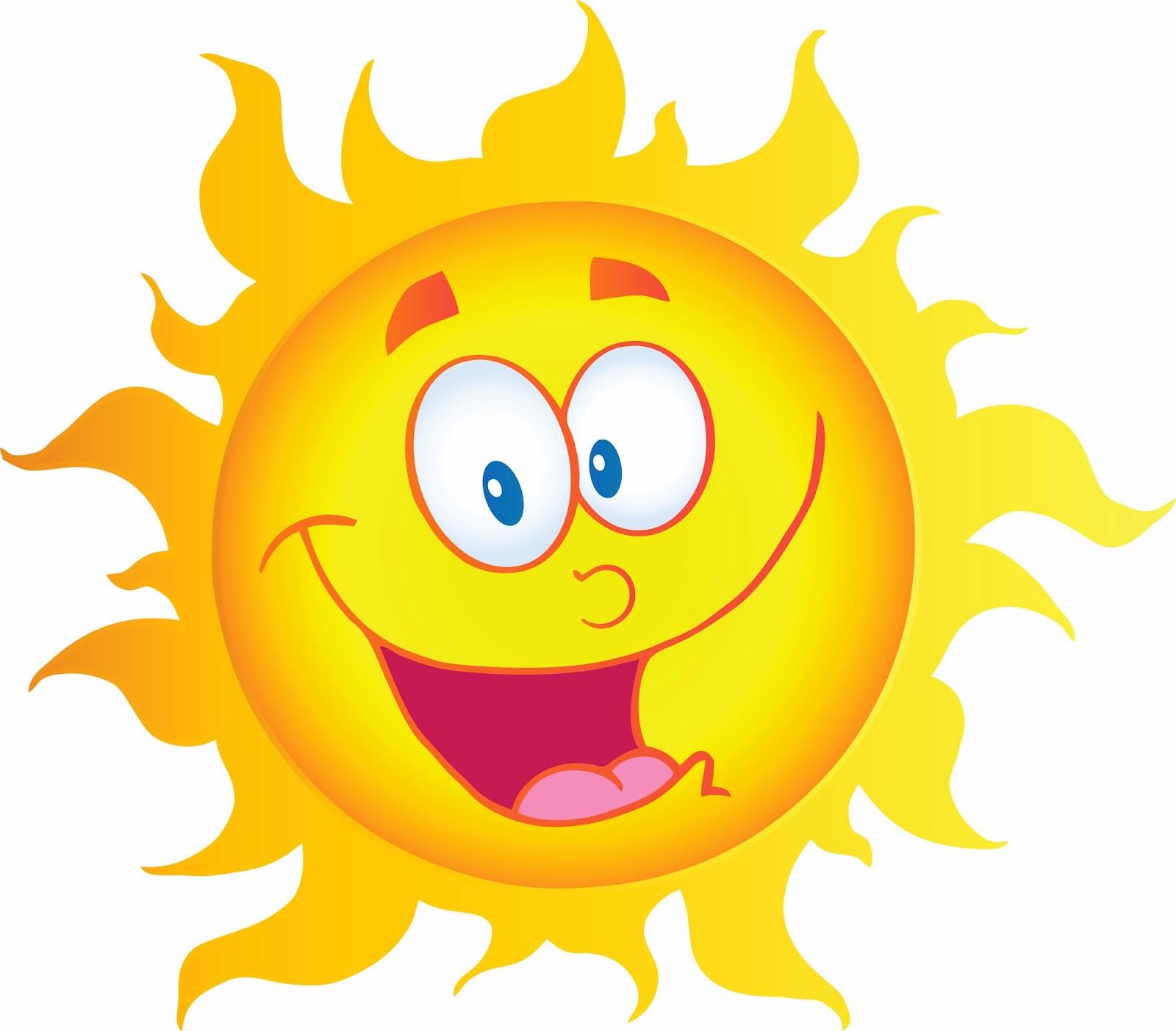 Sad sun clip art free clipart image