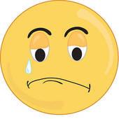 sadness clipart