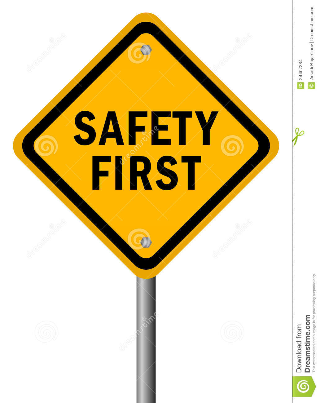 Safety First Clipart Safety .-Safety First Clipart Safety .-15