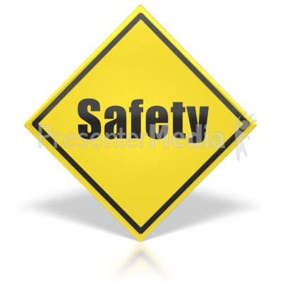 Safety Sign PowerPoint Clip Art-Safety Sign PowerPoint Clip Art-16