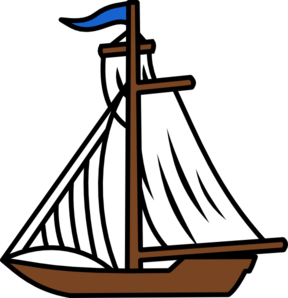 Sail Boat Clip Art At .-Sail Boat Clip Art at .-16