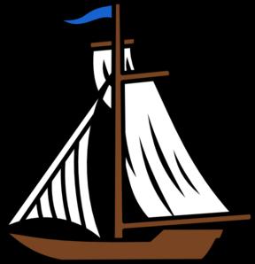 Sail Boat Clip Art at .
