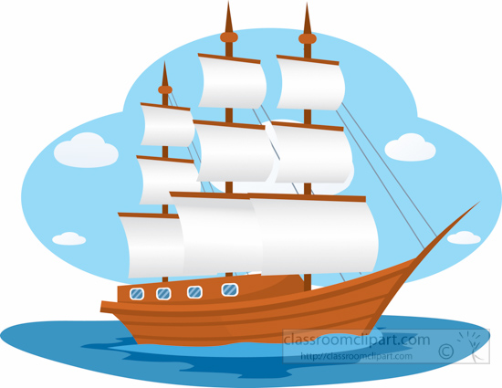 large-wooden-sailboat-sails-open-clipart-92. Large Wooden Sailboat Sails  Open Clipart Size: 143 Kb From: Boats and Ships
