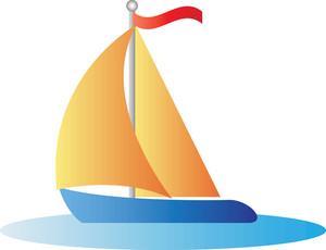 Sailboat Clip Art-Sailboat Clip Art-11