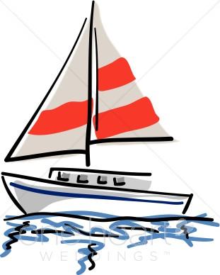 Sailboat Clip Art-Sailboat Clip Art-12