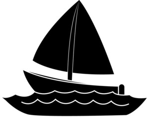 sailboat clipart