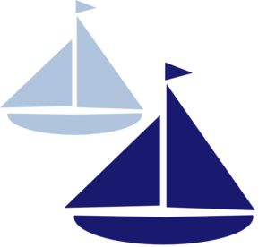Sailboat Silhouette clip art - vector clip art online, royalty free u0026amp; public domain