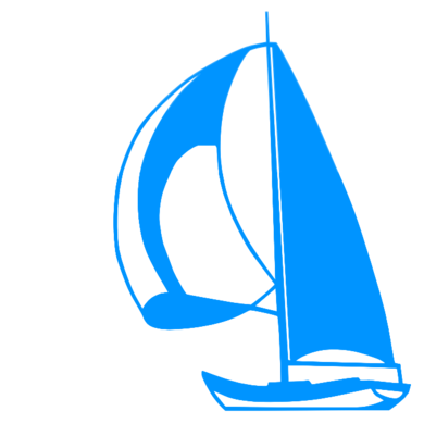 Sailboat Silhouette Clipart - Free Clip Art Images
