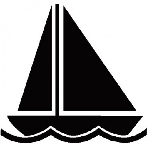 Sailboat Silhouette | Clipart library - Free Clipart Images