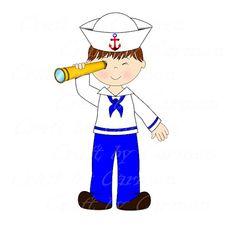 sailor clipart