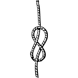 Sailor Knot Clipart Kid-Sailor knot clipart kid-14