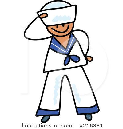 Sailors Clipart
