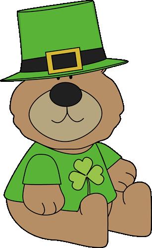 Saint Patricku0026#39;s Day Bear