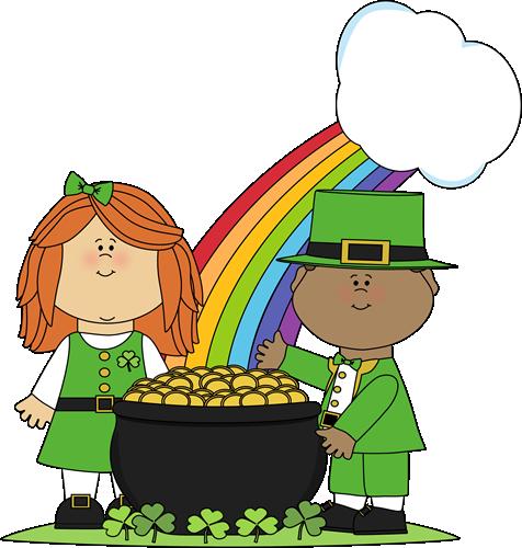 Saint Patricku0026#39;s Day Children