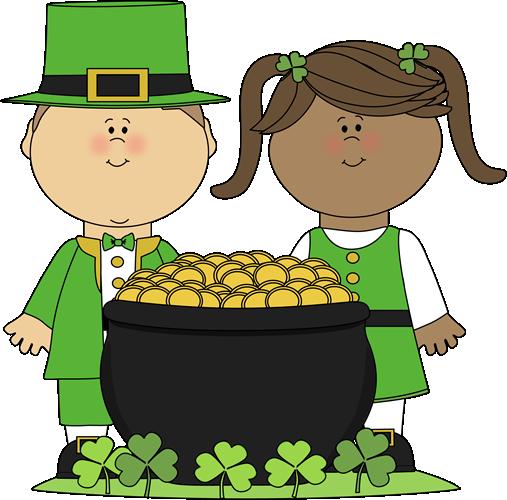 Saint Patricku0026#39;s Day Kids