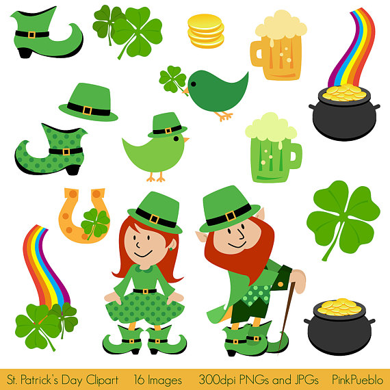 Saint Patricks Day Clipart-Clipartlook.com-570