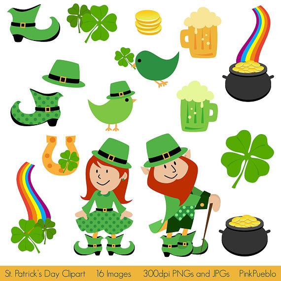 Saint Patricks Day Clipart