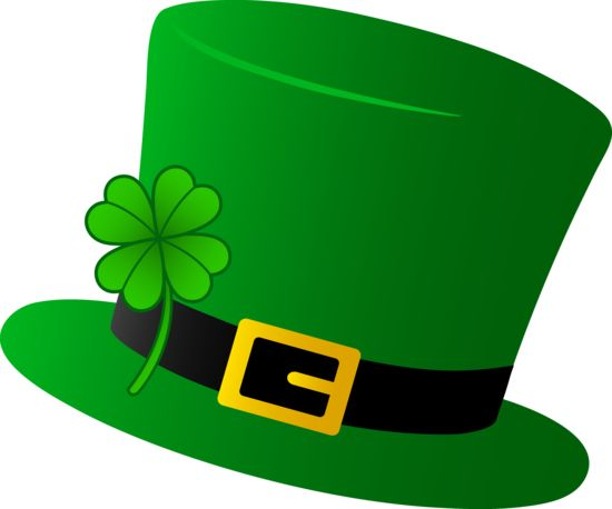 Green Saint Patricks Day Hat
