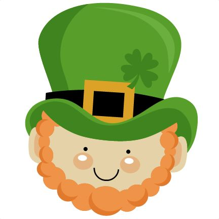 Leprechaun SVG cutting files for scrapbooking cute files cute clip art  clipart free svgs silhouette cricut. Find this Pin and more on St Patricks  Day ClipartLook.com