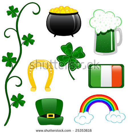 St. Patrick Day clip-art - Saint Patricks Day Clipart