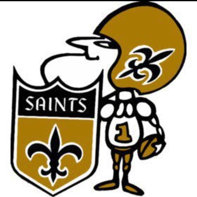 Saints Football Clip Art