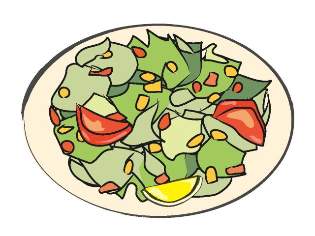 Salad clip art free clipart .
