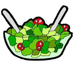 Clipart Info - Salad Clipart